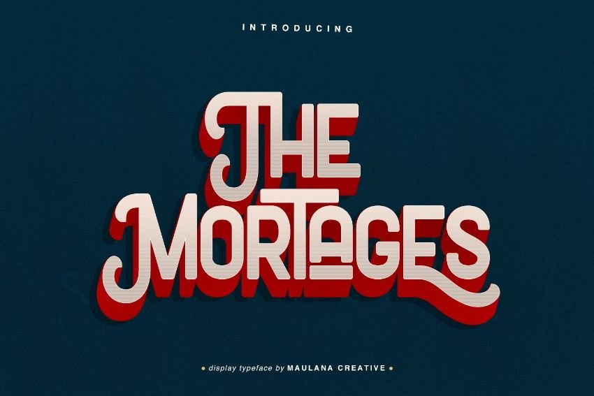the mortages
