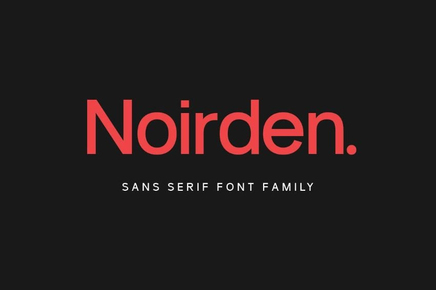 noirden family