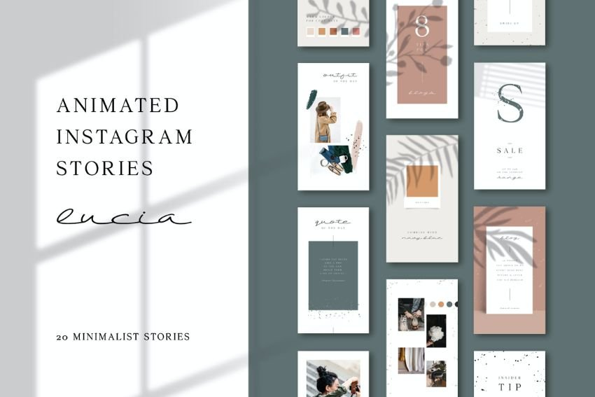 animated instagram stories