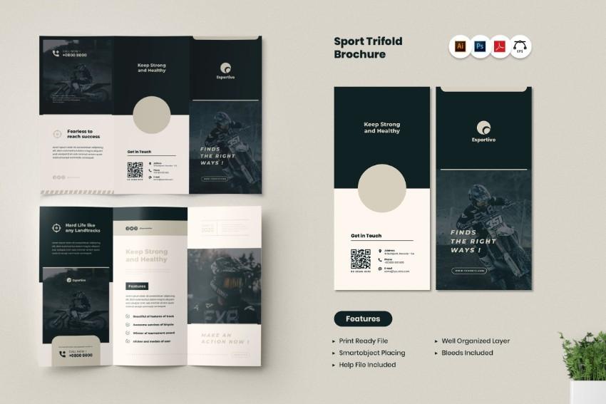booklet sport