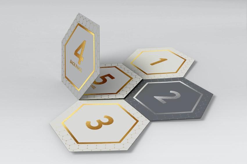 hexagon brochure