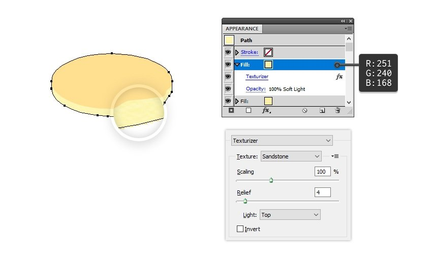 add soft texture to pancake bottom