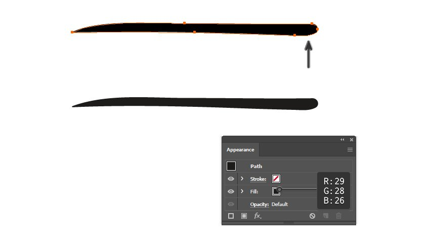 how to modify a brush shape in Illustrator
