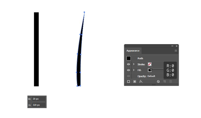how to make a brush in illustrator to create grass