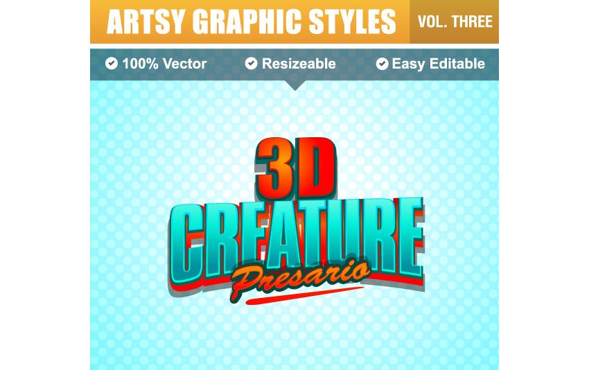 Artsy Graphic Styles V3