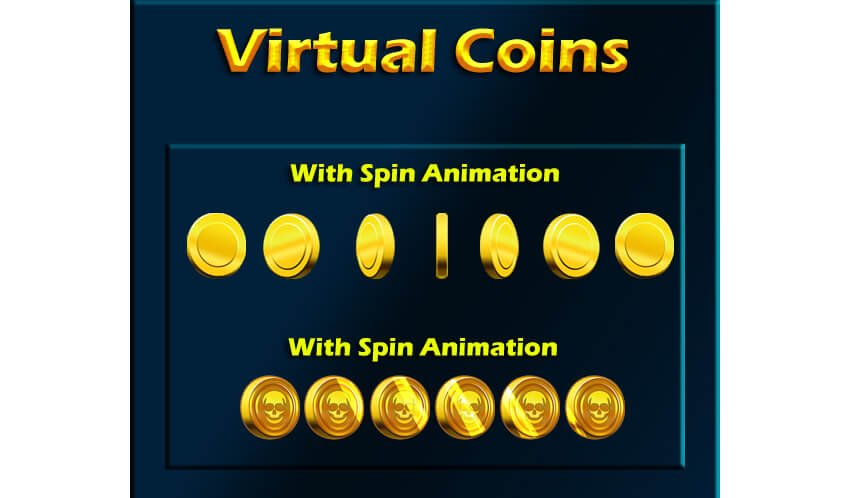 Virtual coins for your games