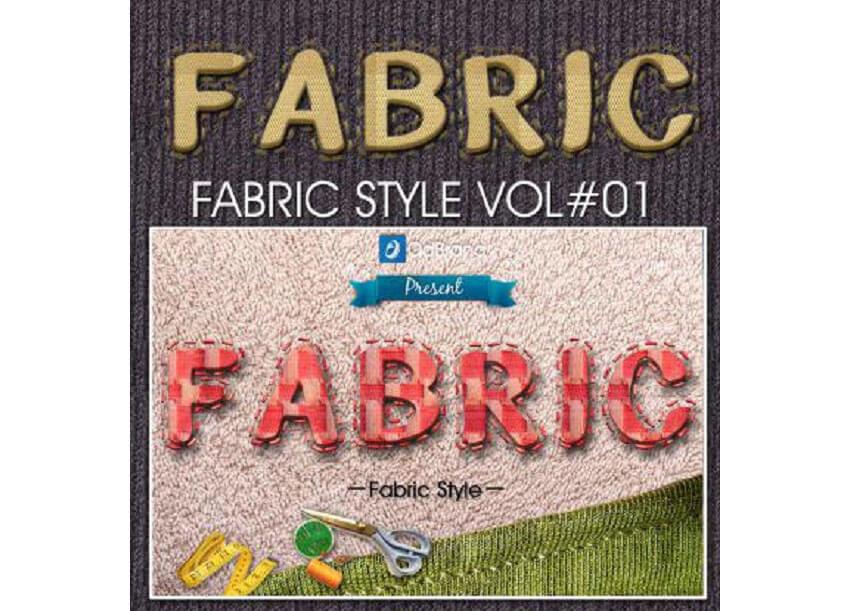 Fabric Style Vol1