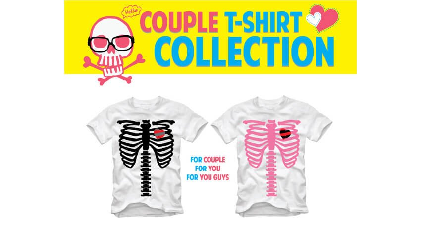 Couple T-Shirt Collection
