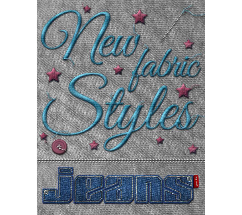 New Fabric Styles