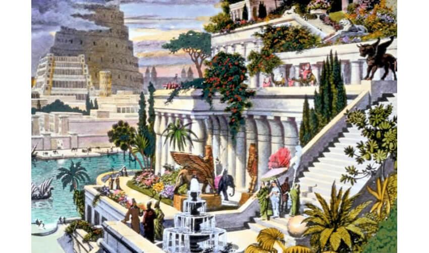 Hanging Gardens at Babylon