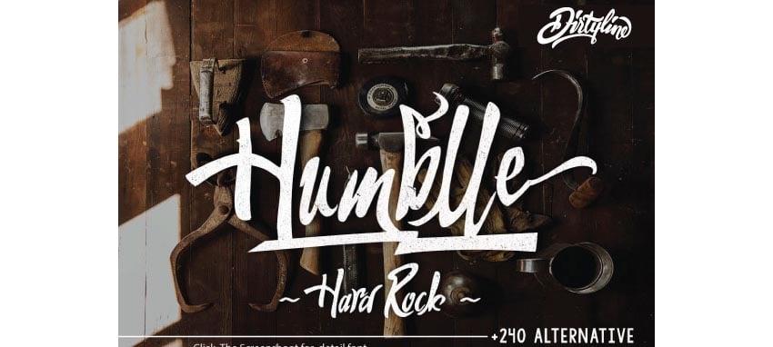 Humble Script