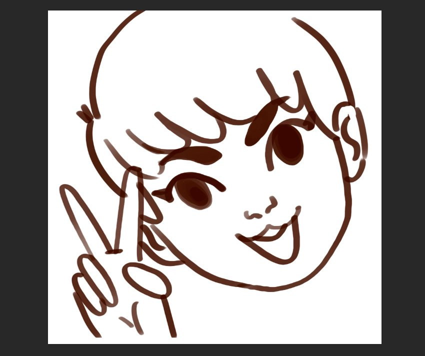 Finalize your line art