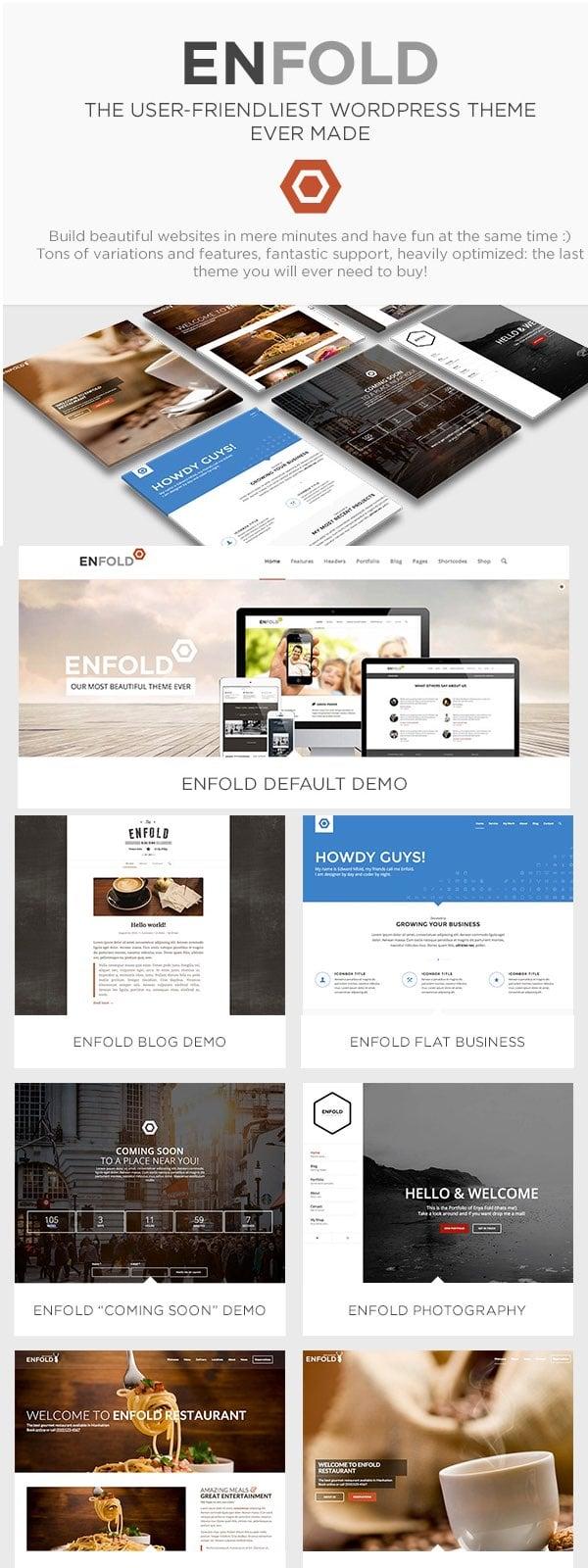 Enfold Business WP Theme