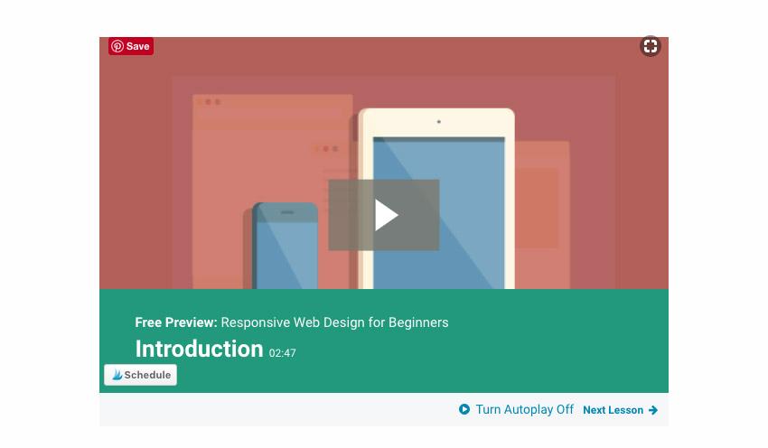 Responsive web design for beginners