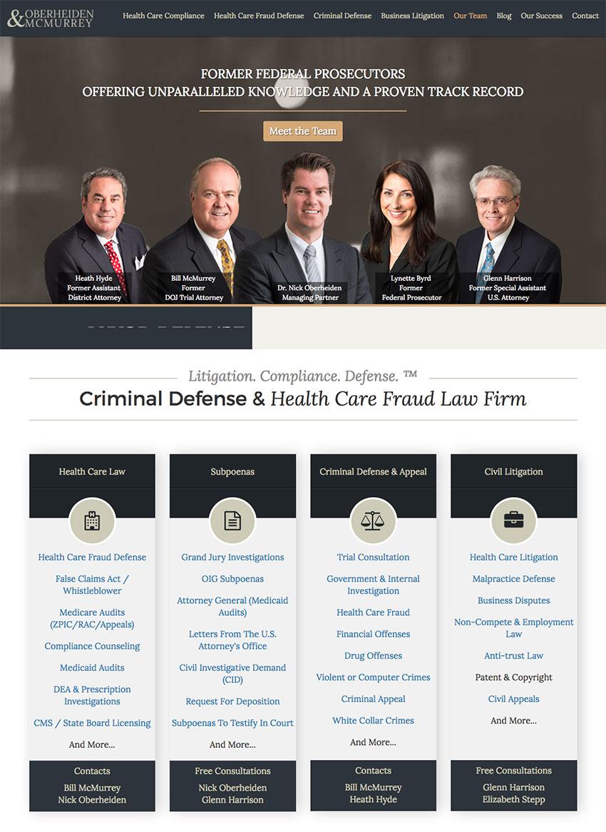 Oberheiden McMurrey - Federal Lawyer