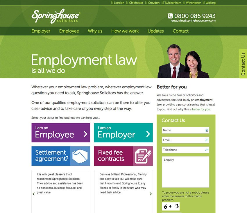 Springhouse Solicitors