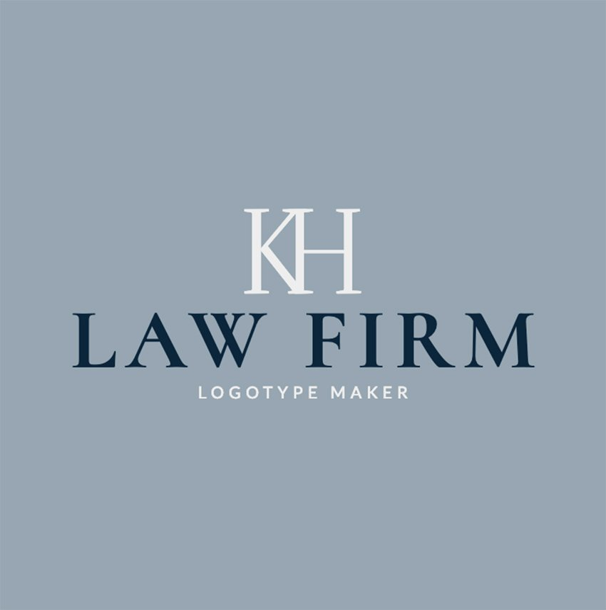 Attorney and Law Logo Maker