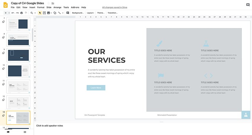 customizing fonts and colors before
