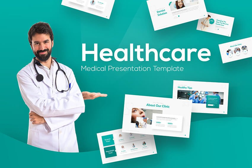 Healthcare Medical PowerPoint Template