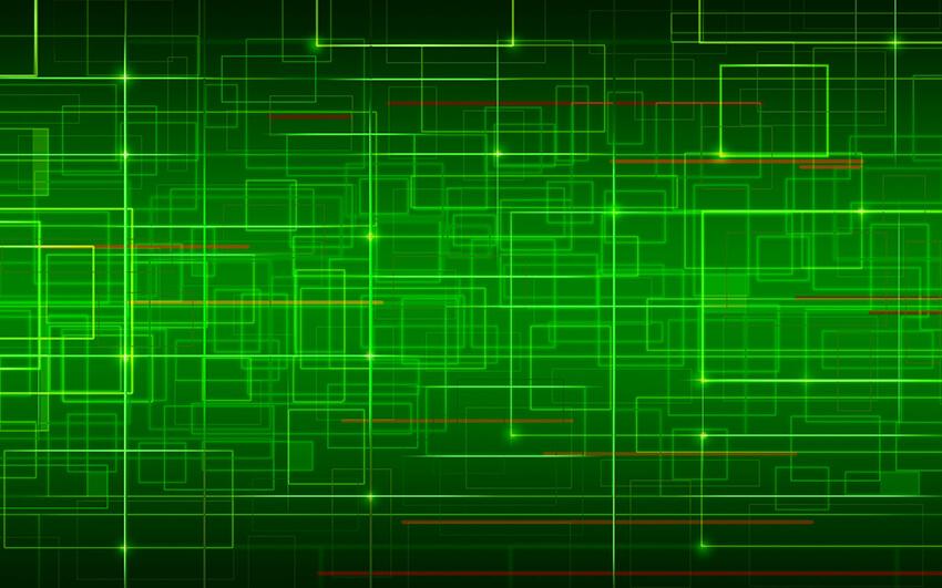 Green Network Keynote Presentation Templates Free Download