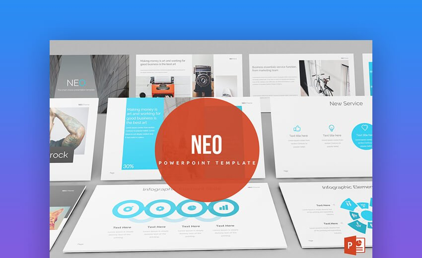 Neo PowerPoint Template