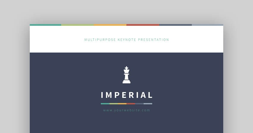 IImperial - Plantilla PowerPoint Multiproposito