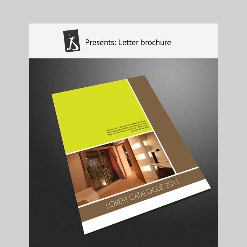 Catalogue - Simple InDesign Catalogue Template