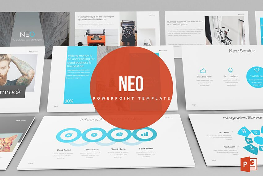 Neo - PowerPoint Template