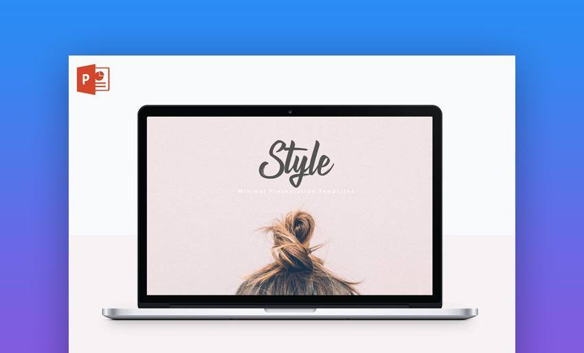 Style - Multipurpose Custom PowerPoint Template