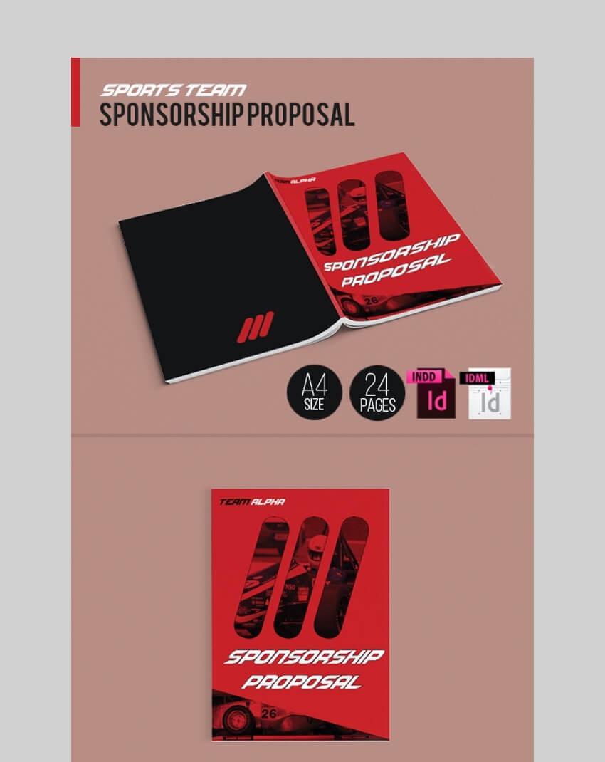 Sports Sponsorship Proposal Template