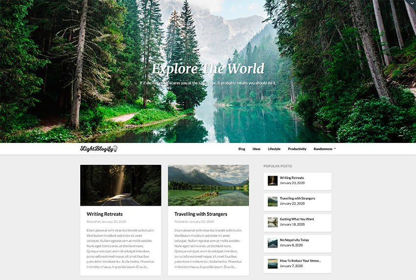 Speakers Outlet - WordPress Theme For Speakers