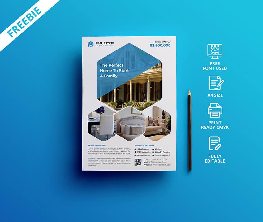 Free Real Estate Brochure
