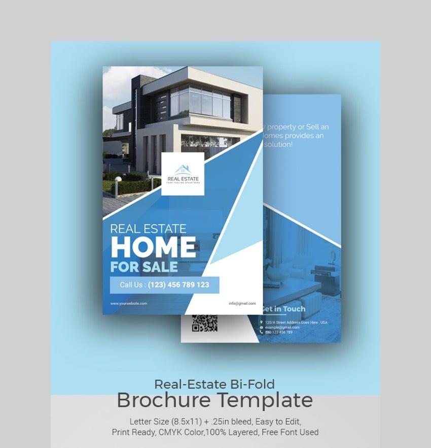 Real Estate Home Brochure
