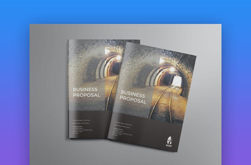 Multipurpose Business Proposal