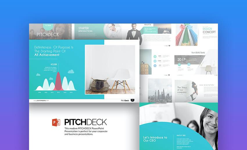 Pitch Deck PowerPoint Presentation