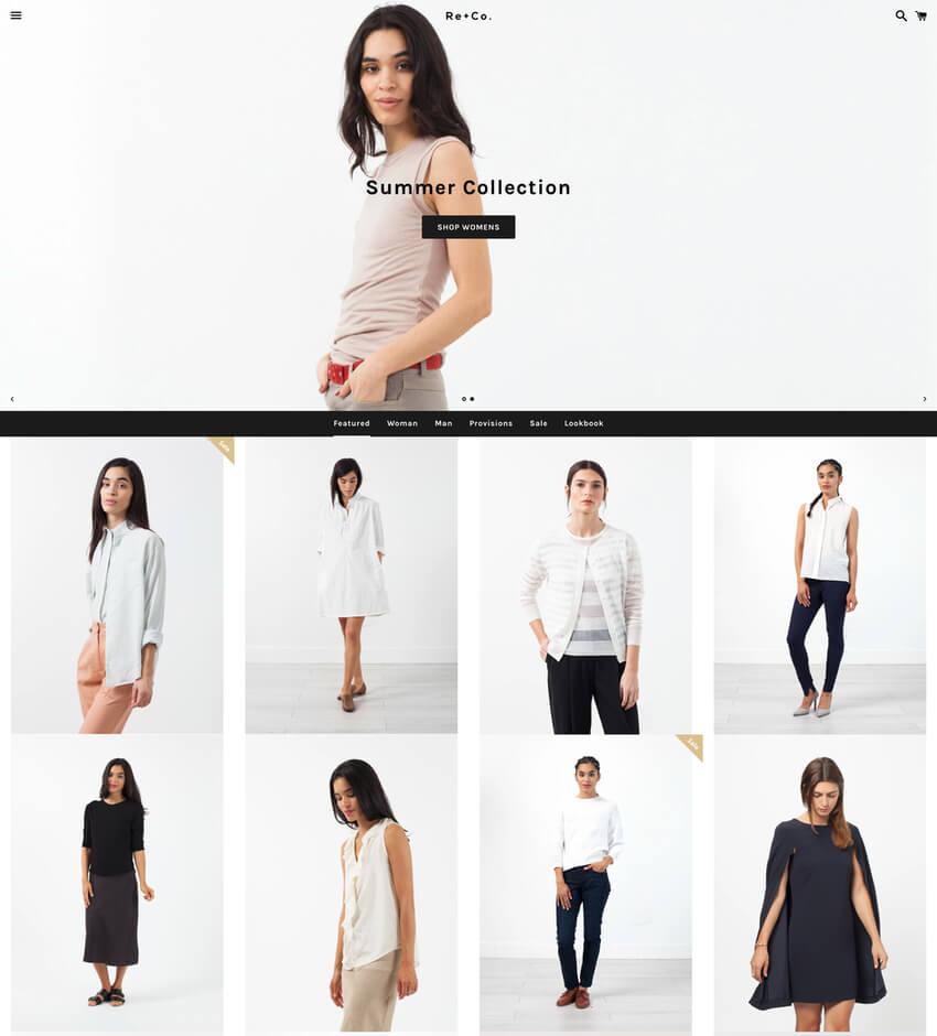 Boundless Theme - Free Shopify AR Theme