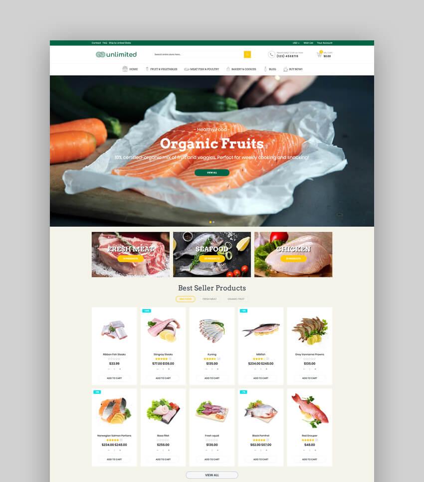 Infinit - Multipurpose Responsive Shopify AR Theme