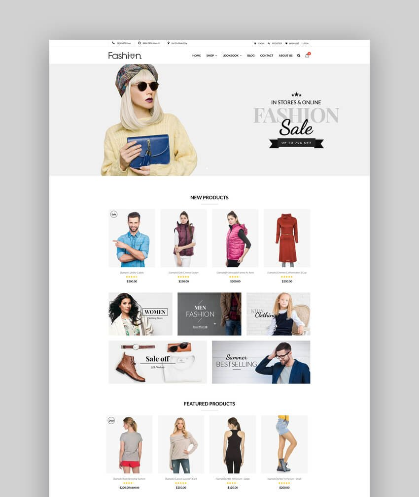 Modular Premium - Sectioned Responsive Shopify AR Theme