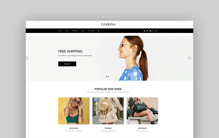 Yoriver - Multipurpose Responsive Shopify AR Theme