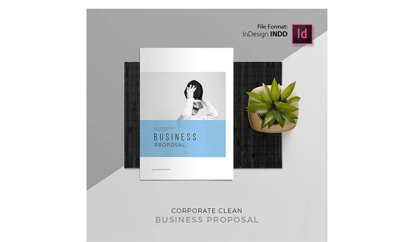 Free Corporate Sales Proposal Template