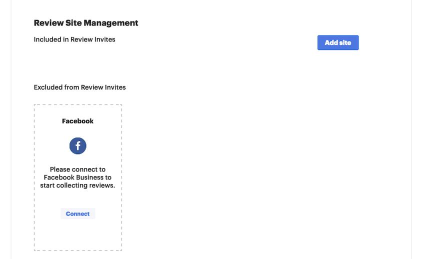 Connecting Facebook to Podium