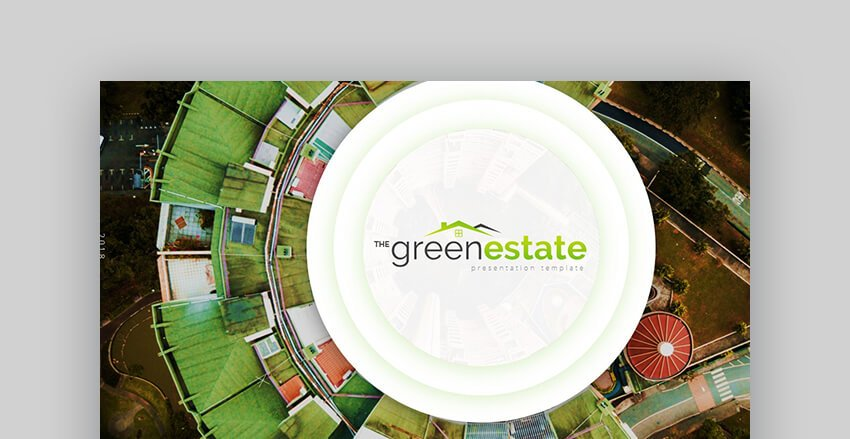 Greenestate - Real Estate Presentation