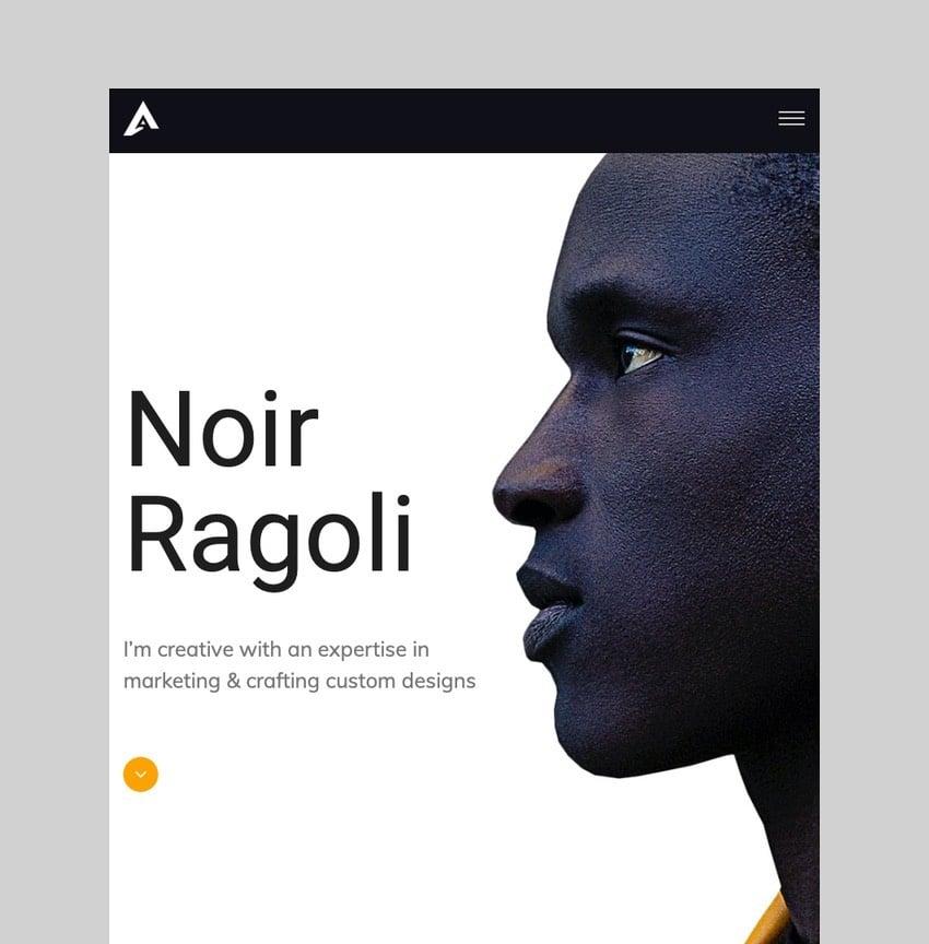 Arlo - Portfolio WordPress Theme for Freelancers