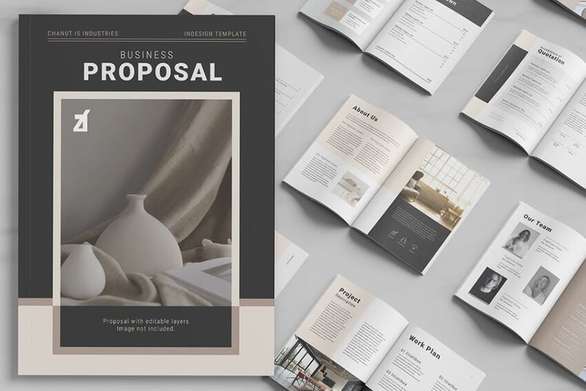 Latte Business Proposal