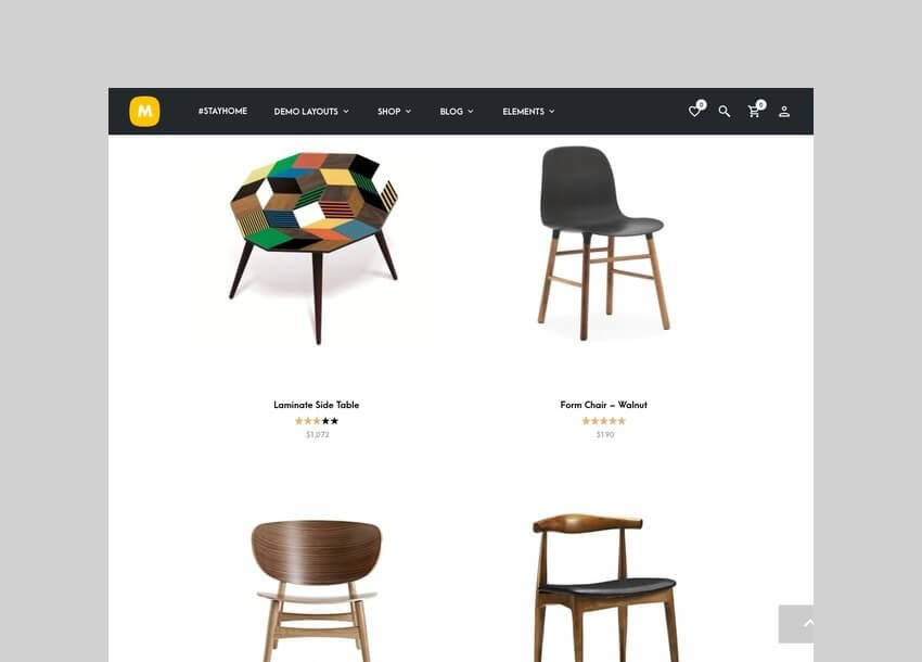 Merchandiser WooCommerce dropshipping theme