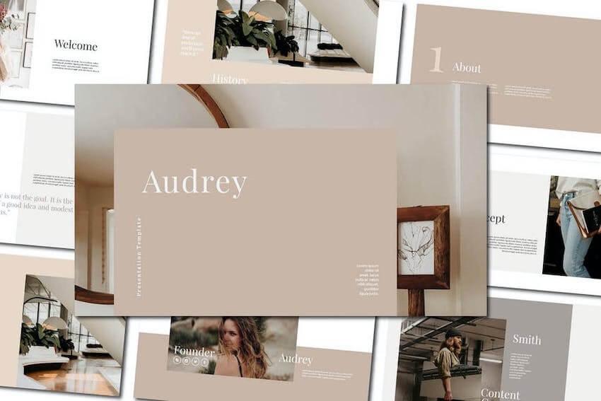 Audrey theme
