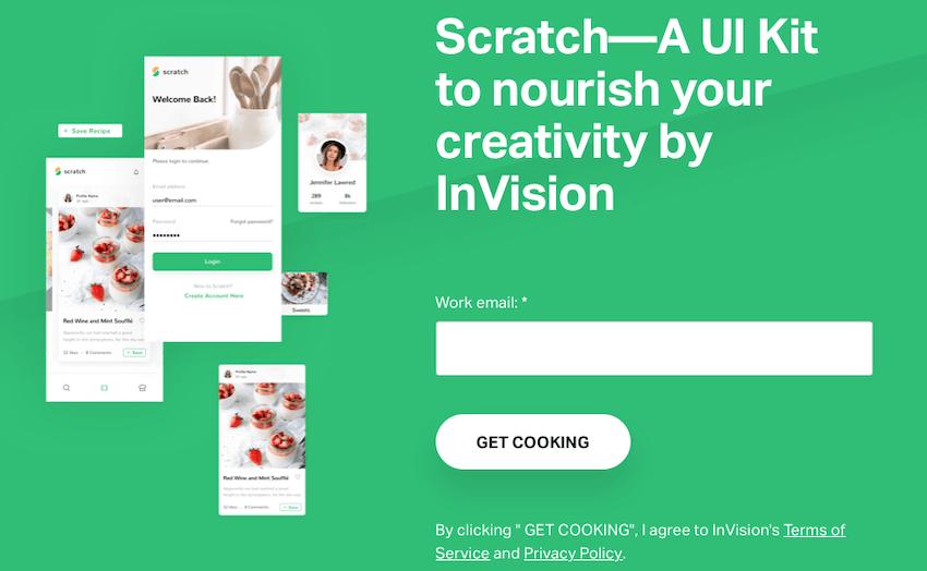 Scratch UI Kit