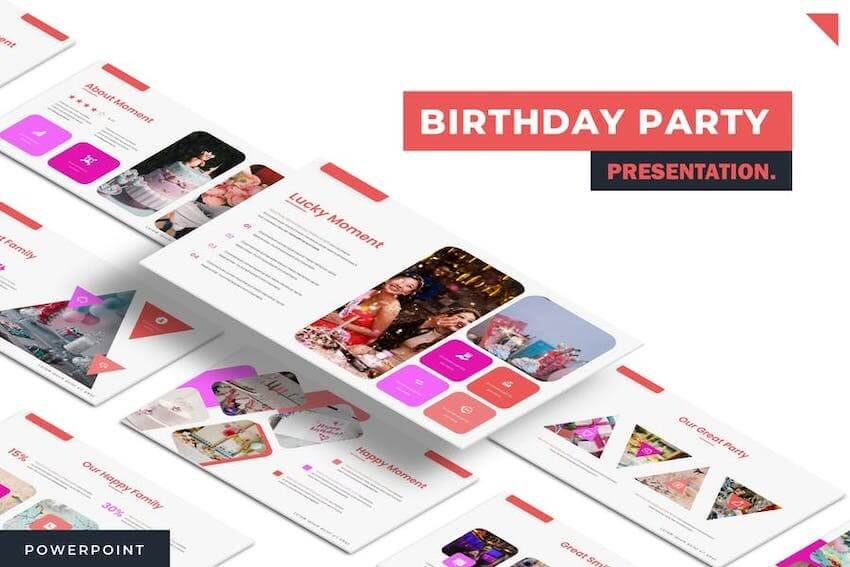 Birthday Party template