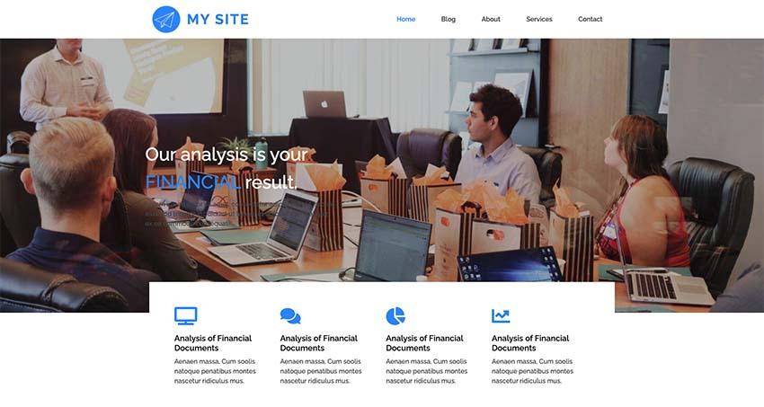 PopularFX - Free WordPress Theme