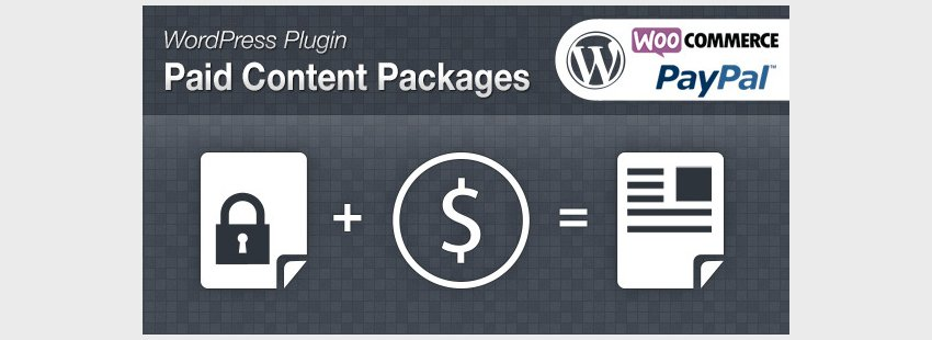 Paid Content Packages Subscriptions